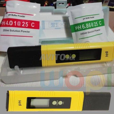 pH testeur numérique super précis a essaouira  - 1
