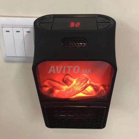 جهاز التدفئة آلة التحكم عن بعد 1000watts - 4