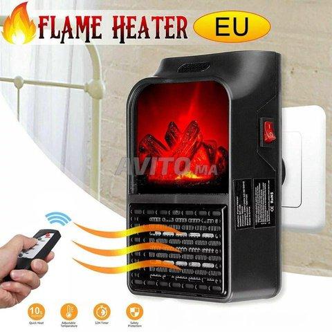 جهاز التدفئة آلة التحكم عن بعد 1000watts - 2