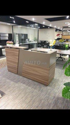 mobilier de bureau importé neuf ref 6845 à Aïn Seb - 1