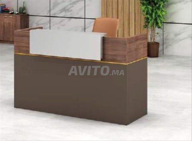 mobilier de bureau importé neuf ref 6845 à Aïn Seb - 2