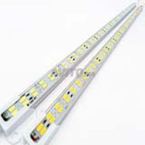 Barre LED rigide 5630 Double 168LEDm Réf 1AWGJ  à  - 1