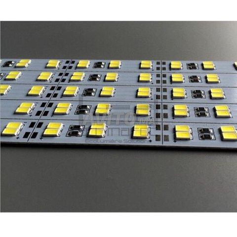 Barre LED rigide 5630 Double 168LEDm Réf 1AWGJ  à  - 4