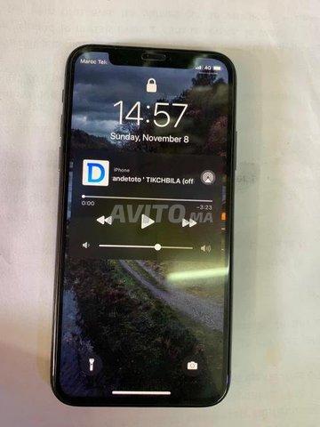 Iphone X bon état  - 1