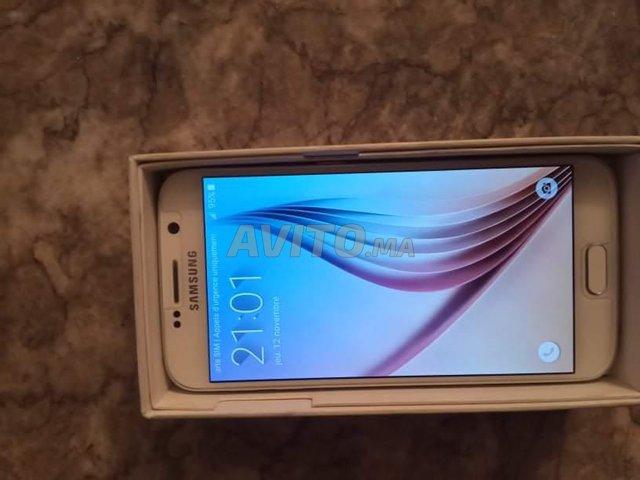 Samsung Galaxy s6 - 6