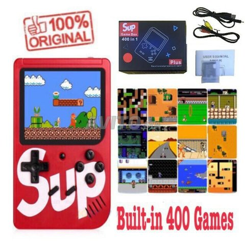 SUP 400 jeux - 1