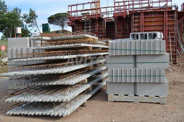 Matériaux de construction - 1