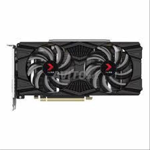 NEUF GeForce GTX 1660Ti XLR8 OC 6GB DDR6 - 2