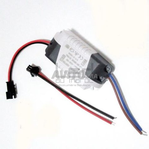 Transformateur 3x1W High Power LED Dimmable à Agad - 1