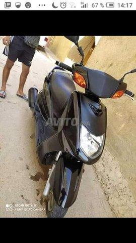 moto Synis Yamaha - 1