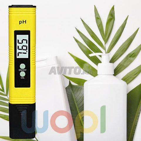 pH-mètre pour cosmétique à Marrakech  - 1