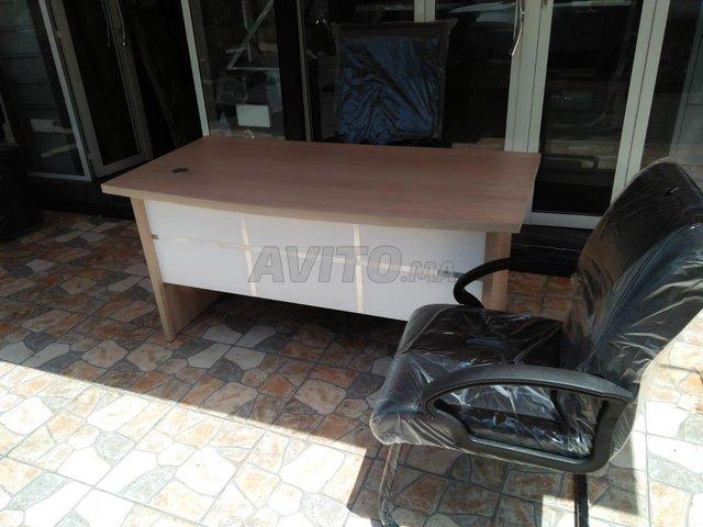 bureau en bois  à Aïn Sebaâ  Réf nA5gW  à Casablan - 1