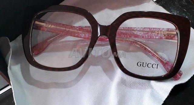 Lunette de vue Gucci femme  - 3