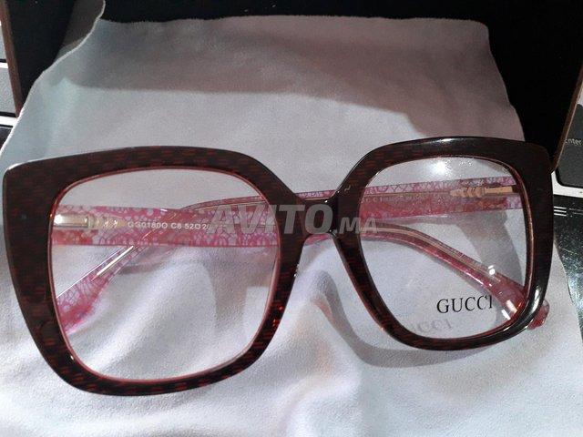 Lunette de vue Gucci femme  - 2