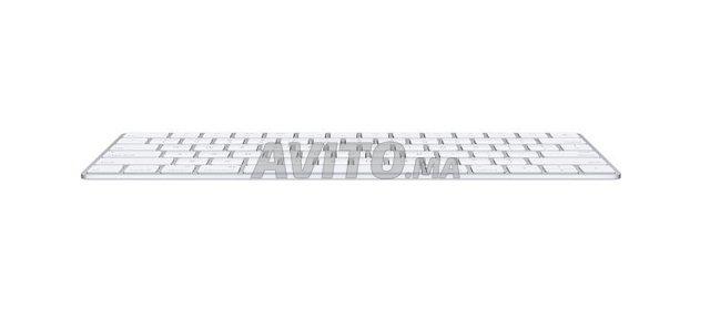 Pack Clavier & souris sans fil pour I MAC - AZERTY - 5