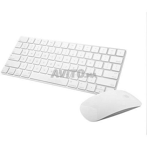 Pack Clavier & souris sans fil pour I MAC - AZERTY - 6