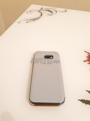 Néon flip cover notifications Samsung A5 2017 - 2