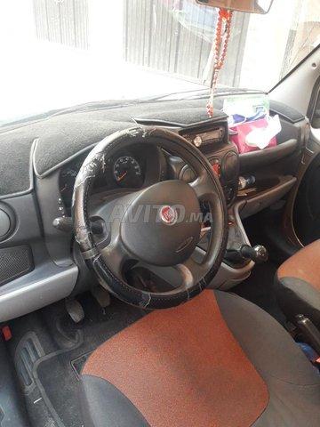 Voiture Fiat Doblo 2014 au Maroc  Diesel  - 5 chevaux