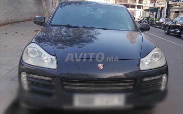 Voiture Porsche Cayenne 2009 au Maroc  Diesel  - 12 chevaux