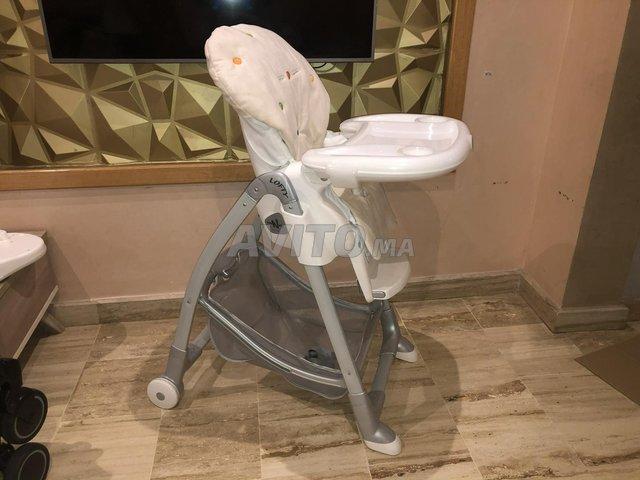 Chaise haute marque neo anti lofty neuf - 1