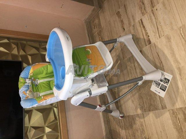 Chaise à langer marque plebani neuve - 6