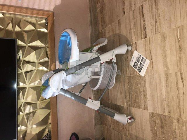 Chaise à langer marque plebani neuve - 2