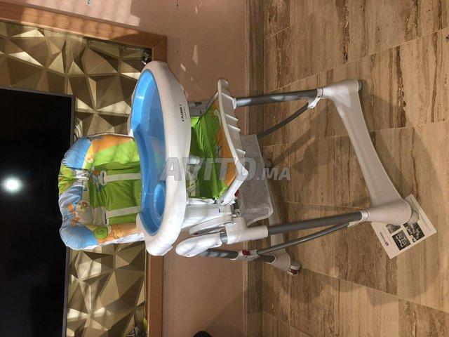 Chaise à langer marque plebani neuve - 5