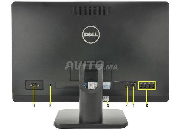 LOT DES PC Dell OptiPlex 3011 AIO 19 POUCE Core i5 - 2