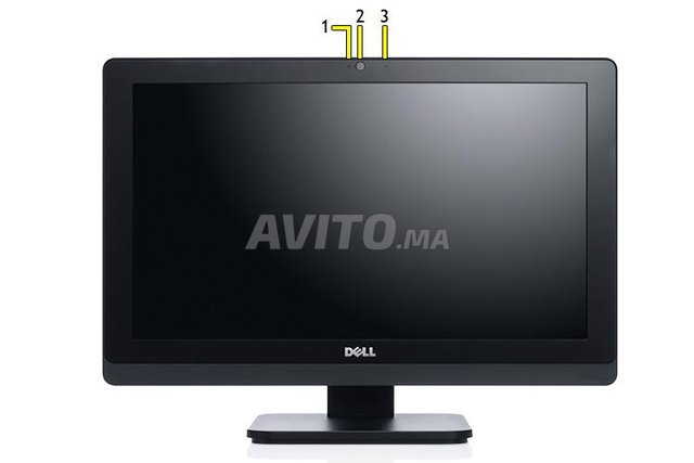 LOT DES PC Dell OptiPlex 3011 AIO 19 POUCE Core i5 - 3