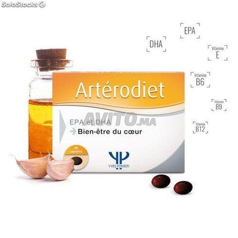 Artérodiet EPA et DHA 40 Capsules - 1