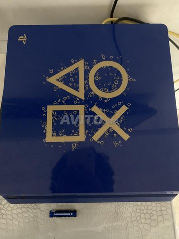 Ps4 limited edition 500gb 2 manettes neuf - 2