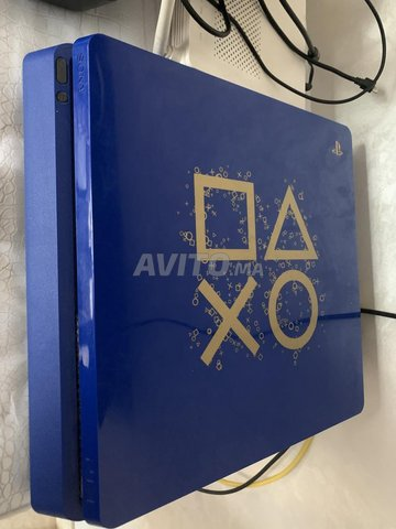 Ps4 limited edition 500gb 2 manettes neuf - 5