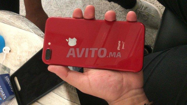 Iphone 8 plus red - 3