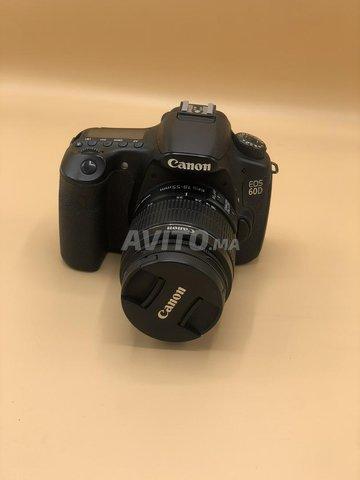 Canon 60D avec 18-55 is  - 1