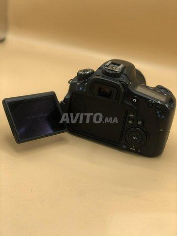 Canon 60D avec 18-55 is  - 2