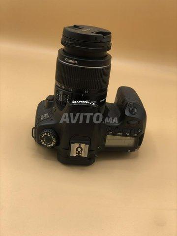 Canon 60D avec 18-55 is  - 3