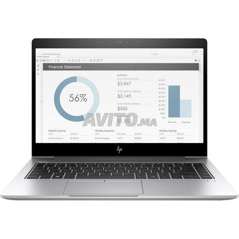 HP EliteBook 840 G6 i5-8365u RAM 8GB Azerty -New- - 1