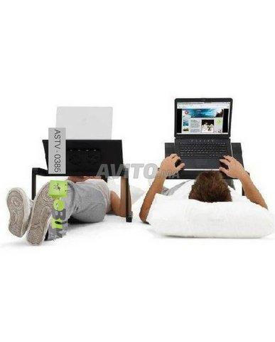 Table Pliante De PC Portable Multifuctional - 1