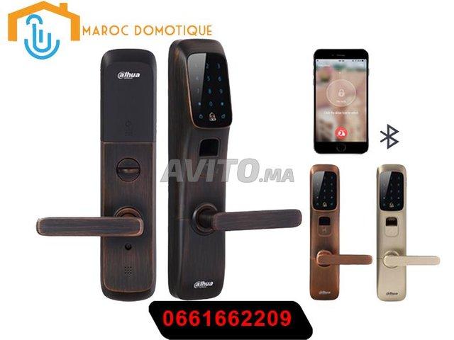 Smart Lock DHI-ASL8112R-B Bluetooth pour maison  - 1