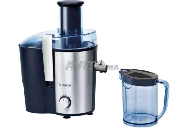 Extracteur de jus NEUVE à liquider Bosch   - 1