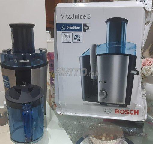 Extracteur de jus NEUVE à liquider Bosch   - 5