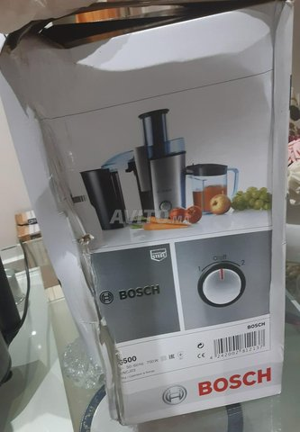 Extracteur de jus NEUVE à liquider Bosch   - 3