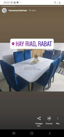 table a mange - 1