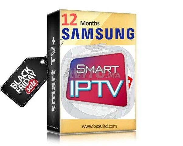 ABONNEMENT IPTV 12 MOIS SMART IPTV 4K - 1