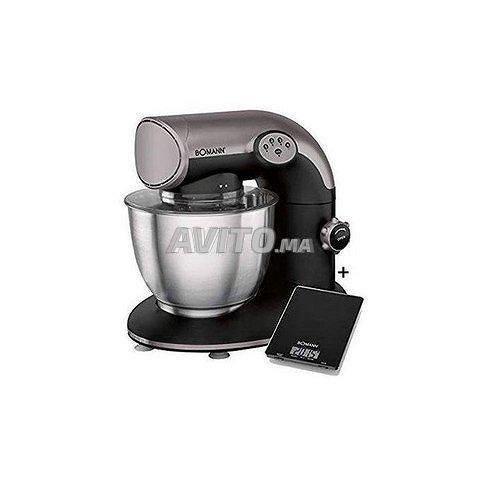 Pétrin Bomman 1200 Watt Avec Balance de cuisine - 1