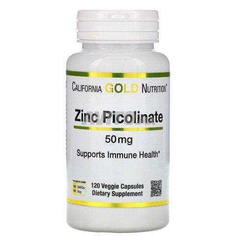 Picolinate de zinc 50mg - 1