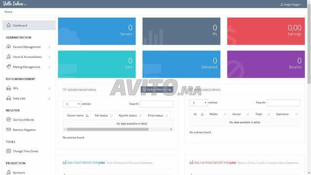 email marketing app  bluemail v3 et v5  - 1