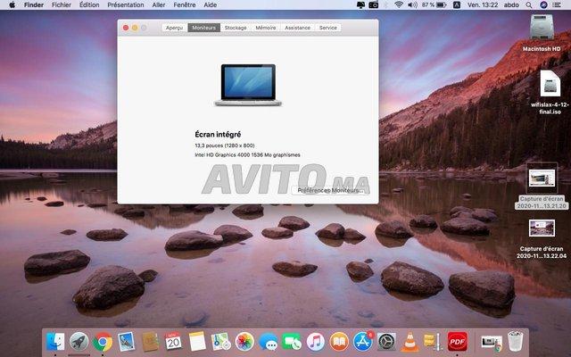 MacBook i5 - 2
