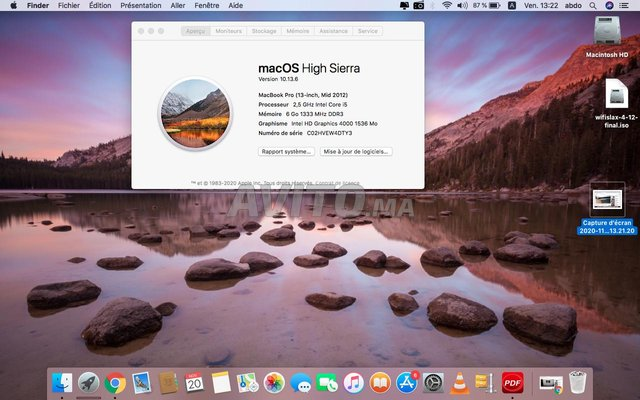 MacBook i5 - 1