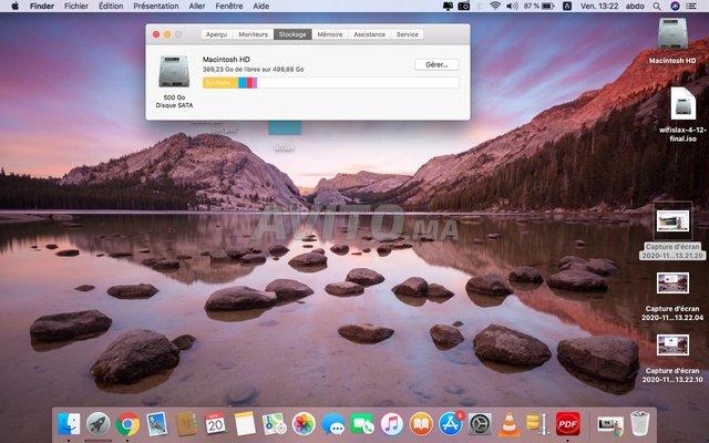 MacBook i5 - 3